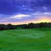 A view of green #16 at South Moor Golf Club
