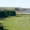 A view of the 5th hole at Stranraer Golf Club