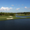 A view of the 6th green at Red Tiger Course from Trump National Doral Miami