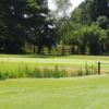 View of a green at Wexham Park Golf Centre