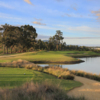 A view from tee #3 at Gardiners Run Golf Course