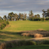 A view of a fairway #4 at Gardiners Run Golf Course