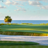 A view of a green from Atlantic Dunes at Sea Pines Resort