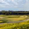 17th green at Farmstead Golf Links