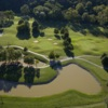 Aerial view from Berksdale Course at Bella Vista Country Club