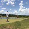 A view of a tee at Grand Lake Golf Club (Dirk Van Beest)