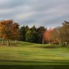 The view from the tee on the par 3 5th hole