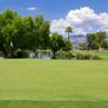 View of a green at Dorado Country Club