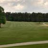 A view of a fairway at Lancaster Golf Club