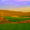 Green and bunkers at Wickenburg Ranch Golf & Social Club
