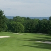 View from the 13th tee box on the Armitage golf course