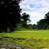 A view of a hole at Cobb's Creek Golf Club