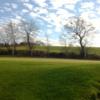 A view of a hole at Bridgend Golf Club