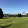 A view from Lethamhill Golf Course