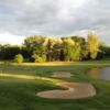 View of the 9th hole at Coyote Crossing Golf Course
