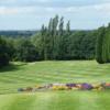 A view from Surbiton Golf Club