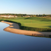 A view of the 15th hole at Eagle Eye Golf Club