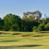 View of the 13th hole at Banstead Downs Golf Club