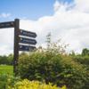 A view from Harleyford Golf Club