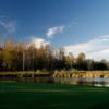 View from a green at Fiddlestix Golf Course
