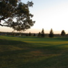 View of the 9th green at Boulder Creek Golf Club