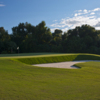 A view of a green at Mountain Lake.