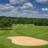 A view from a fairway at The Stratford Park Hotel & Golf Club