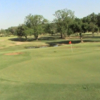 A view of a hole at Floydada Country Club (John Brown).