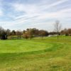 View of a green at Brailsford Golf Course
