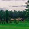 A view of the clubhouse at White Mountain Country Club.