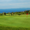View of the 17th green at Whitehead Golf Club