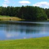 A view from Bass Lake Golf Course
