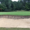 A view of a hole at Eaton Golf Club.