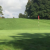 A view of the 6th hole at Blankney Golf Club.