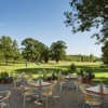 View from the patio at Marriott Sprowston Manor Country Club