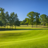 View of the 18th hole at Marriott Sprowston Manor Country Club