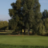 View of a green at Ilford Golf Club