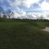 A view of a hole at South Winchester Golf Club.