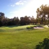 A view of the 12th hole at Strathfield Golf Club.