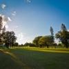 A view of a fairway at Costa Del Sol Golf Club.