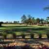 View from the practice green at The Shores of North River Golf Club