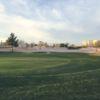 A view of a green at Las Vegas Golf Center.