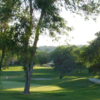 A view of a green at Hesperia Golf & Country Club.