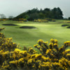 View of the 13th green at Seapoint Golf Links