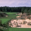 Pine Barrens at World Woods: View from No.16