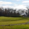 A sunny day view from Red Tail Run Golf Club.