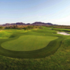A view of a green at Boulder Creek Golf Club (Brian Oar).