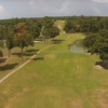 Aerial view from Chambers County Golf Course.