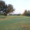 A view of a green at Bayou Golf Club.
