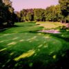 A view of hole #7 at Coyote Crossing Golf Course.